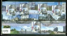 NEDERLAND *  NVPH 2789 * ALMERE  * BLOK * BLOC * BLOCK * NETHERLANDS * GEBRUIKT - Periode 2013-... (Willem-Alexander)