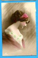 LIPP656, Femme Avec Un Ruban Dans Les Cheveux,circulée 1913 - Women