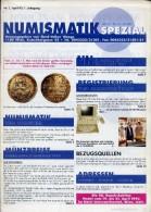 Numismatik Special - 1 April 1993 - Catalogo D'Asta - Livres & Logiciels