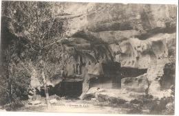 LAMANON  Grottes De Calés Voyagé TTBE - France
