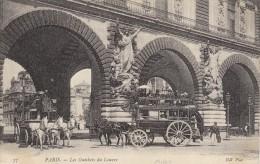 75 PARIS Les Guichets Du Louvre - France