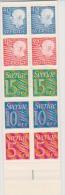 Sweden Scott # 669c Complete Booklet MNH Catalogue $4.00 - Booklets