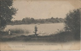 6 - LA CHAPELLE GAUTHIER  -  Etang De Villefermoy  Petit Pli - Other Municipalities