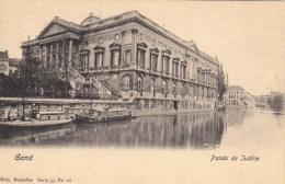Gand - Palais De Justice - Nels Bruxelles, Série 33, N°20 - Gent