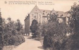 Institut Notre-Dame Aux Epines - Eecloo - Saint-Paul - Vue Du Jardin - Eeklo