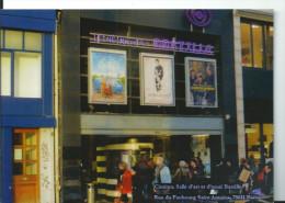 Cinéma, Salle D'art Et D'essai Bastille , Paris XI ème , Série Ciné Cinéma De Paris , Cpm , 2014, Non Voyagée Dos Noir - Zonder Classificatie