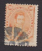 Argentina, Scott #24, Used, Carlos Maria De Alvear, Issued 1873 - Gebraucht