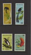 """Papouasie (1973)  - """"Oiseaux De Paradis""""  Neufs** - Vogels"""