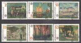 53-850 //BG -1978    PAINTINGS  From SOFIA  Mi 2694/99 O - Bulgarien