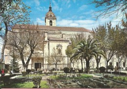 P1167 - POSTAL - CATEDRALES DE ESPAÑA - CIUDAD REAL - GENTILEZA DE LABORATORIOS CHEMINOVA - Ciudad Real