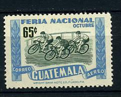 Guatemala ** PA N°  196 - Foire Nationale (course Cycliste) - Guatemala