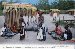 TYPE- Musiciens Et Danseuses - Afrique