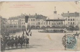 D54 - PONT A MOUSSON - LA REVUE DES DRAGONS - LA LORRAINE ILLUSTREE - Pont A Mousson