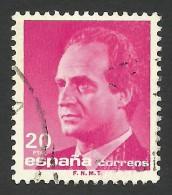 Spain, 20 P. 1987, Sc # 2432, Mi # 2761, Used - 1931-Aujourd'hui: II. République - ....Juan Carlos I