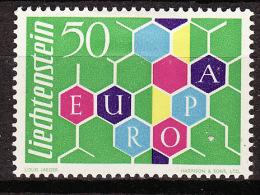 1960  *.  No  348I - Liechtenstein