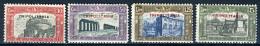 1929 -  Italia - COLONIE - Tripolitania - Sass. N.  50/53 - LH -  (B0111082015a..) - Tripolitania
