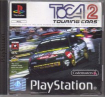 Jeux PS1  -  TOCA  2 Touring Car Championship - Sony PlayStation