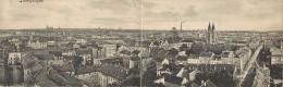 Allemagne -ref A974- Carte 2 Volets - Vue Panoramique - Ludwigshafen  - Carte Bon Etat  - - Allemagne