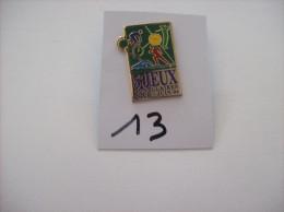 "PIN´S -  NICE ""  5e Jeux Consulaires - NICE Juin 94 -   Voir Photo ( 13 ) - Pins"