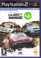 Jeux PS2  -   WRC Rally  4 - Sony PlayStation