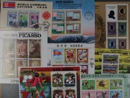 Weit über 1000 Motivblöcke Dupliziert Gestempelt - Stamps