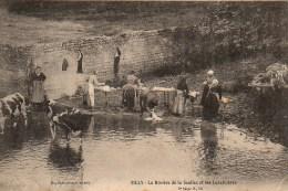 14 TILLY  La Rivière De La Seulles Et Les Lessivières - Other Municipalities