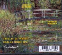 France 2010 - Jardins De France - BF, YT F4479, Neuf** - Sheetlets