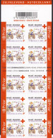 Belg. 2007 - COB N° 74 ** (3622) - Croix-Rouge (Bibliothèque De L'Hôpital) - Postzegelboekjes 1953-....