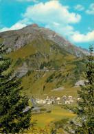 Austria - Autriche - Vorarlberg - Stuben 1409m Mit Flexenstrasse Am Arlberg - Semi Moderne Grand Format - Stuben