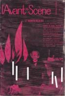 L'Avant Scène Femina Théâtre N° 180 L'anniversaire John Whiting - Une Cliente Perdue P Vandenberghe - Non Classés