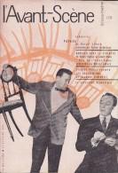 L'Avant Scène Femina Théâtre N° 178 Patate Marcel Achard - Gonzalo Sent La Violette R Vattier Et A Rieux - Non Classés