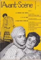 L'Avant Scène Femina Théâtre N° 194 Le Desoous Des Cartes André Gillois - La Fin Du Monde MH Cabridens - Non Classés