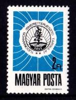 Hungary 1968 Scientific Knowledge MNH - Hungary