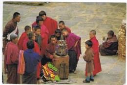 Cpa TASHI GOMANG - Bhutan
