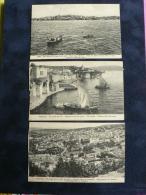 LOT De 3 CPA  De * JAFFA*,* NAZARETH* & Du *LAC DE TIBÉRIADE* - Postcards