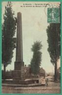 6 - DENAIN - PYRAMIDE VILLARS DE LA VICTOIRE DE DENAIN - 1712 - Denain