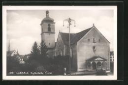CPA Gossau, Katholische L'Église - ZH Zurich