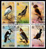 BELIZE - Scott #500 Birds / Used Stamps (bk591) - Belize (1973-...)