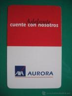 CALENDARIO FOURNIER, AXA AURORA, Seguros, 1998 - Calendarios