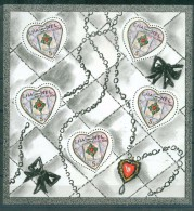 France 2004 - Coeur CHANEL - BF 66, Neuf** - Sheetlets