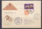 Switzerland 1949 I. Kant. Bündn. Briefmarkenausstellung Chur Cover Ca Chur 26 XI 49 (23787) - Zwitserland