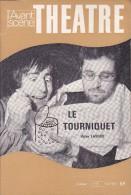 L'Avant Scène Théâtre N° 520 Le Tourniquet Victor Lanoux - Non Classés