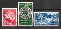 Norway 1949 - 75 Years UPU - Norway