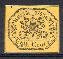 1867 EGLISE - Etats Pontificaux,  YT No. , Reproduction Privé , Neuf Sans Gomme, Voir Scan, Lot 32065 - Etats Pontificaux