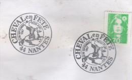 44  NANTES  Cheval En Fête  13/09/97 - Horses