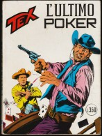 TEX -151 - L´Ultimo Poker ( En Italien ) . - Tex