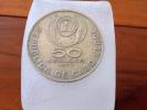 50 escudos republica de cabo verde 1977