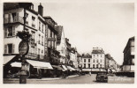Cpsm BEAUVAIS, Rue Sadi-carnot, Commerces +++, Publicités ++, Automobiles, (47.07) - Chypre