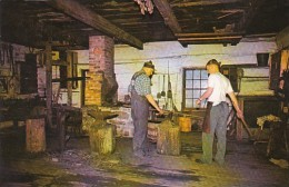 The Blacksmith Shop Upper Canada Village Crusler Farm Battlefield Park Cornwall Ontario Canada - Shops
