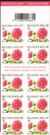 Belg. 2007 - COB N° 80 ** (3721) -  Dahlia - Postzegelboekjes 1953-....